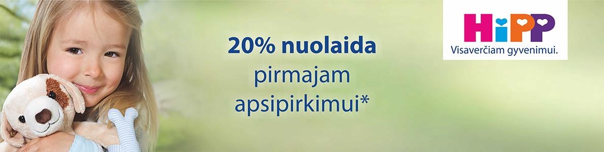 20 proc