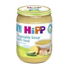 BIO Daržovių sriuba su veršiena