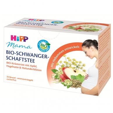 Ekologiška arbata nėščiosioms (maišeliuose)