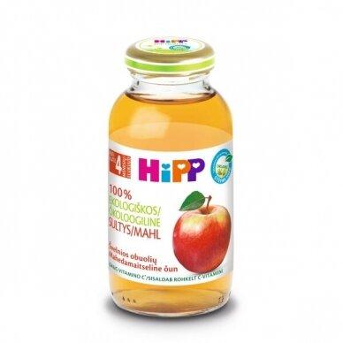 Ekologiškos švelnios obuolių sultys