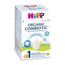 HiPP 1 Combiotic pradinio maitinimo pieno mišinys kūdikiams nuo gimimo