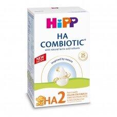 HiPP HA2 Combiotic® tolesnio maitinimo hipoalerginis mišinys kūdikiams